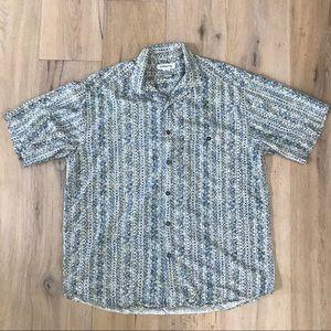 Claiborne -Hawaiian Shirt